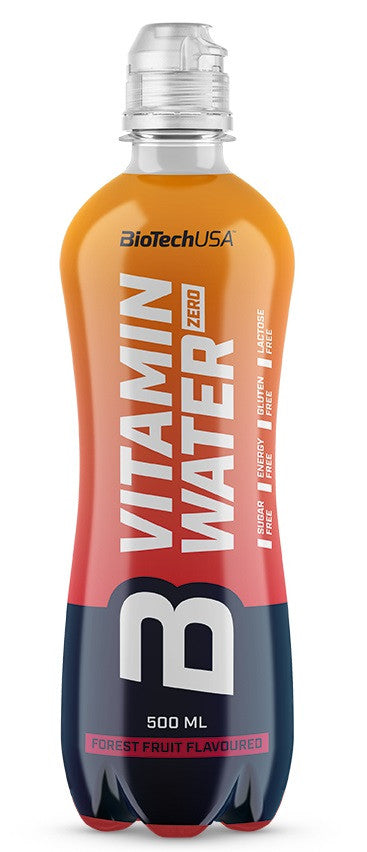 Vitamin Water Zero | 6 x 500 ml.
