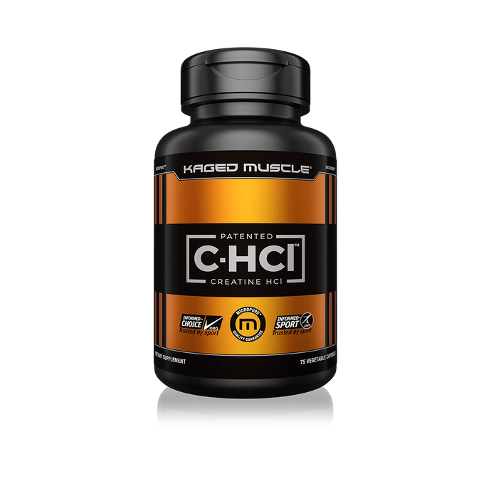 C-HCl Creatine HCL | 75 vcaps