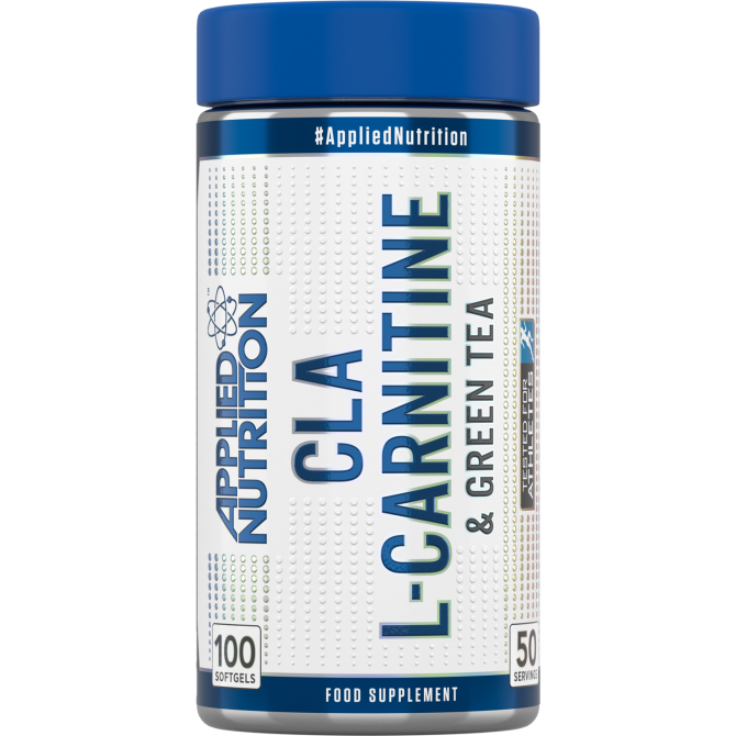 CLA L-Carnitine & Green Tea | 100 softgels