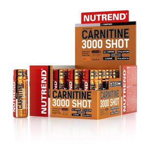 Carnitine 3000 Shot | 20 x 60 ml.