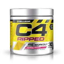 Load image into Gallery viewer, Cellucor C4 Ripped Pre-Workout | 171 grams