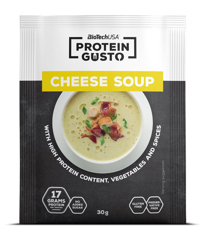 Cheese Soup | 10 x 30g