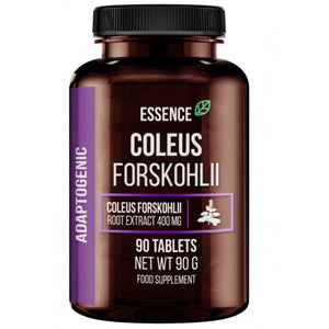 Coleus Forskohlii | 400mg | 90 tablets