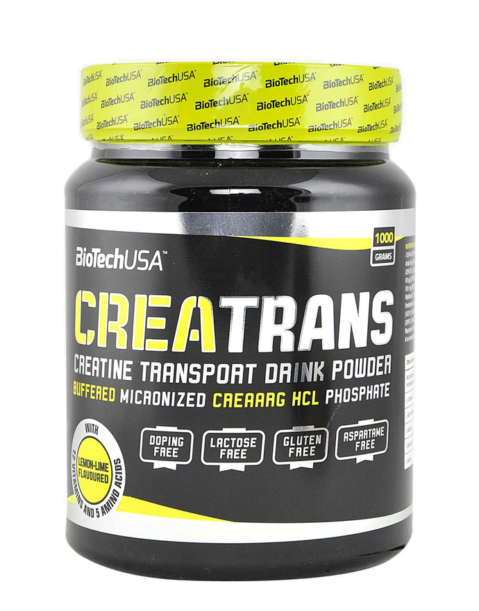CreaTrans | Lemon Lime | 1000 grams
