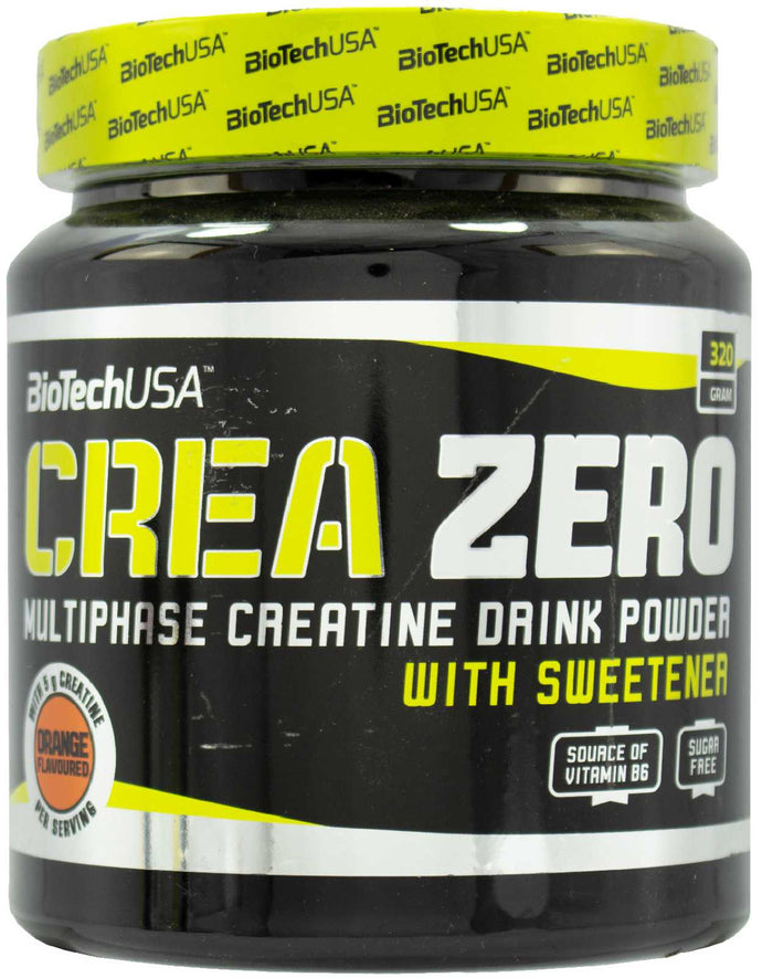 Crea Zero | Orange | 320 grams
