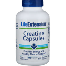 Load image into Gallery viewer, Creatine Capsules | 120 vcaps