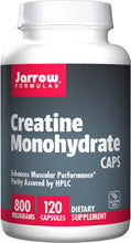 Load image into Gallery viewer, Creatine Monohydrate | 120 Caps