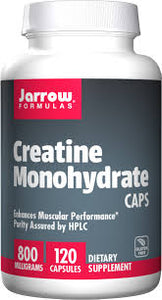 Creatine Monohydrate | 120 Caps