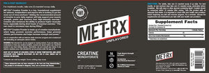 Creatine Monohydrate | Unflavored | 400 grams
