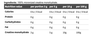 Creatine Monohydrate | Powder