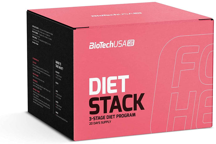 Diet Stack for Her | 20 days supply