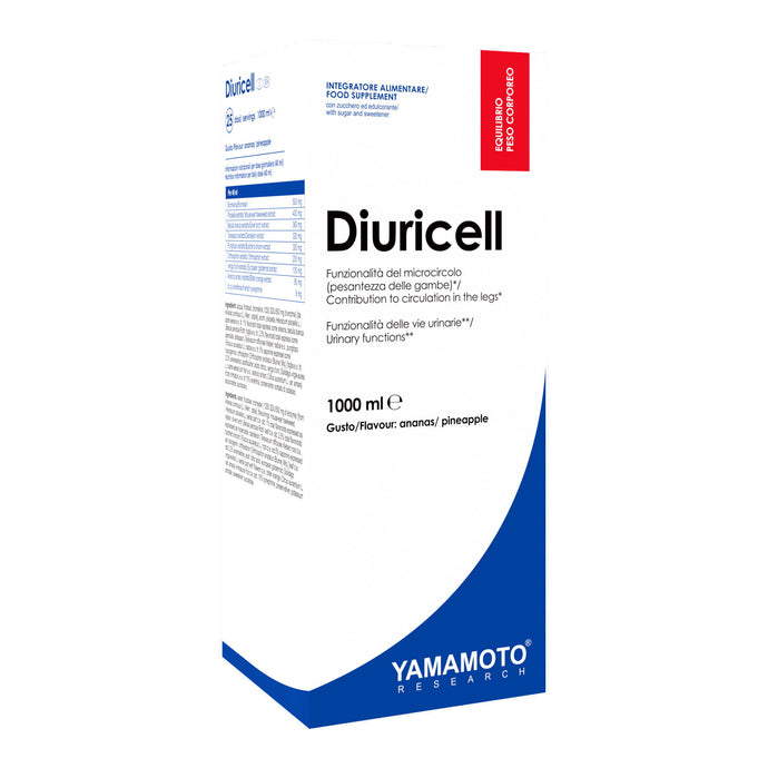 Diuricell | Pineapple | 1000 ml