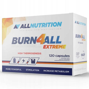 Burn4ALL Extreme | 120 tappi
