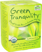 Load image into Gallery viewer, Green Tranquility Tea | 24 tea bags