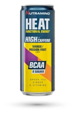 Heat BCAA | 24 x 330 ml.