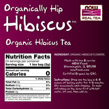 Load image into Gallery viewer, Hibiscus Tea | Organic | 24 tea bags
