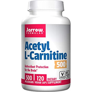 Acetil L-Carnitina | 500mg