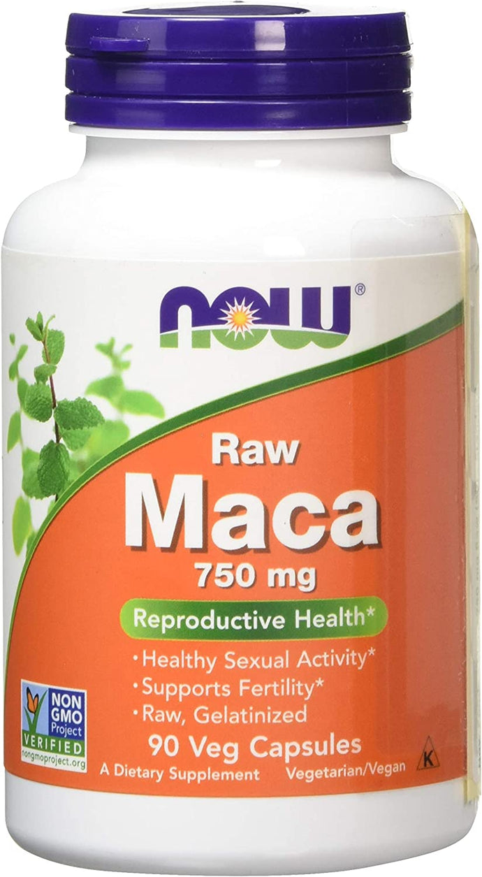 Maca 6:1 Concentrate | 750mg RAW