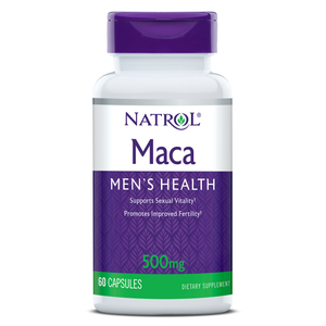 Maca | 500mg | 60 caps