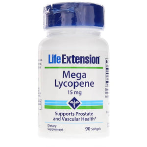 Mega Lycopene | 15mg | 90 softgels