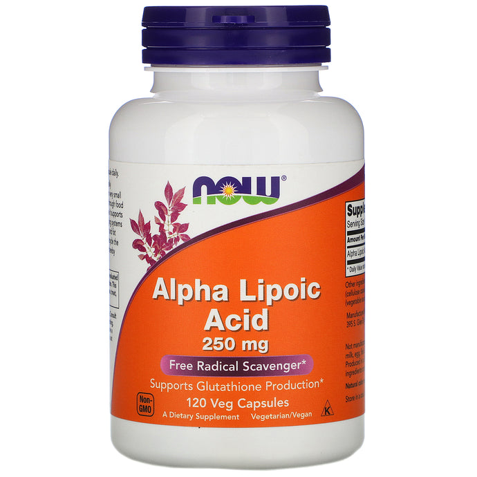 Alpha Lipoic Acid | 250 mg