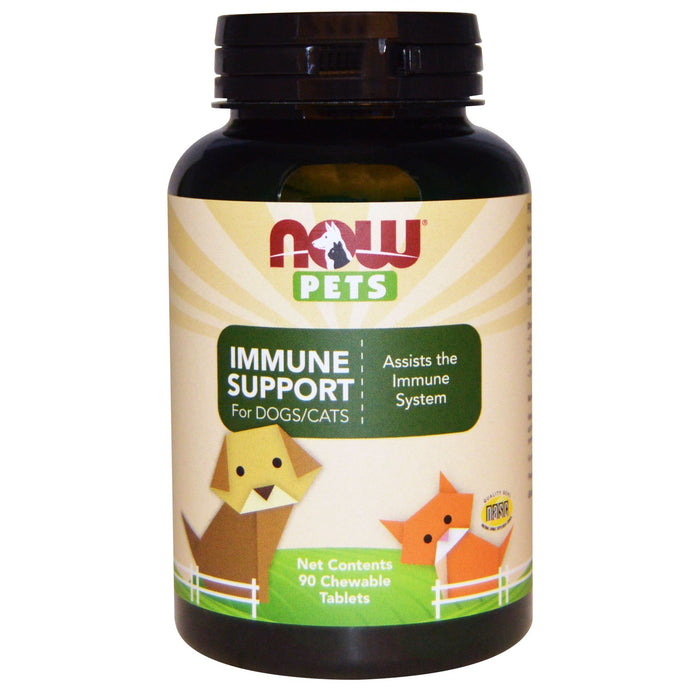 Pets, Immune Support | 90 chewable tablets