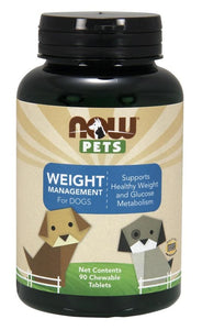Pets, Weight Management for Dogs | 90 chewable tablets
