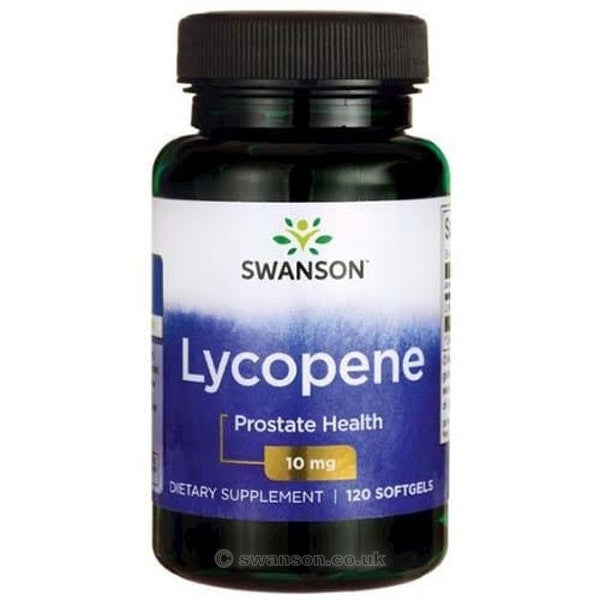 Lycopene | 10mg | 120 softgels