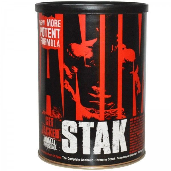 Animal Stak | 21 packs