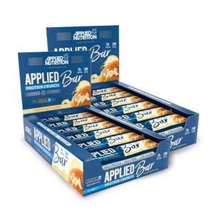 Applied Protein Crunch Bar | 12 bars