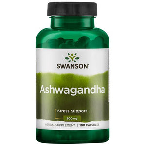 Ashwagandha | 900mg | 100 caps
