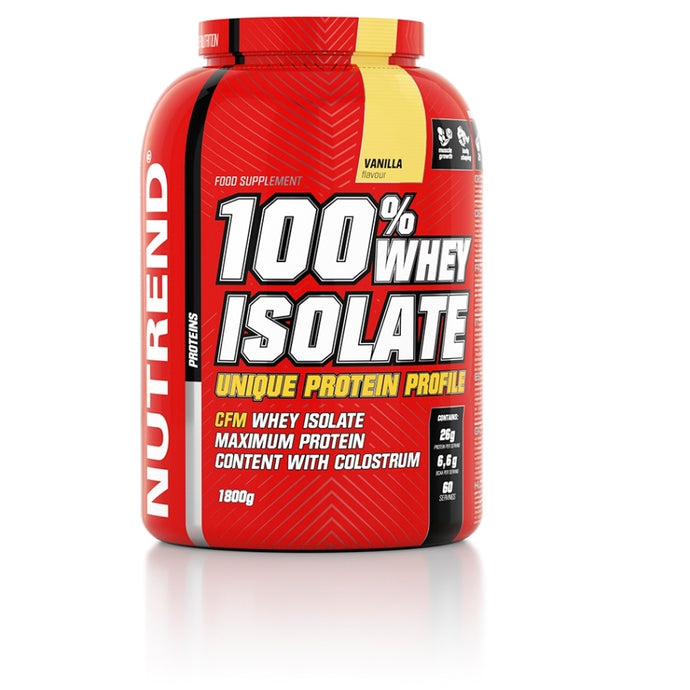 100% Whey Isolate | 1.8kg