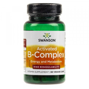 Activated B-Complex | 60 vcaps