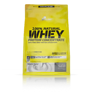100% Natural Whey Protein Concentrate | 700g