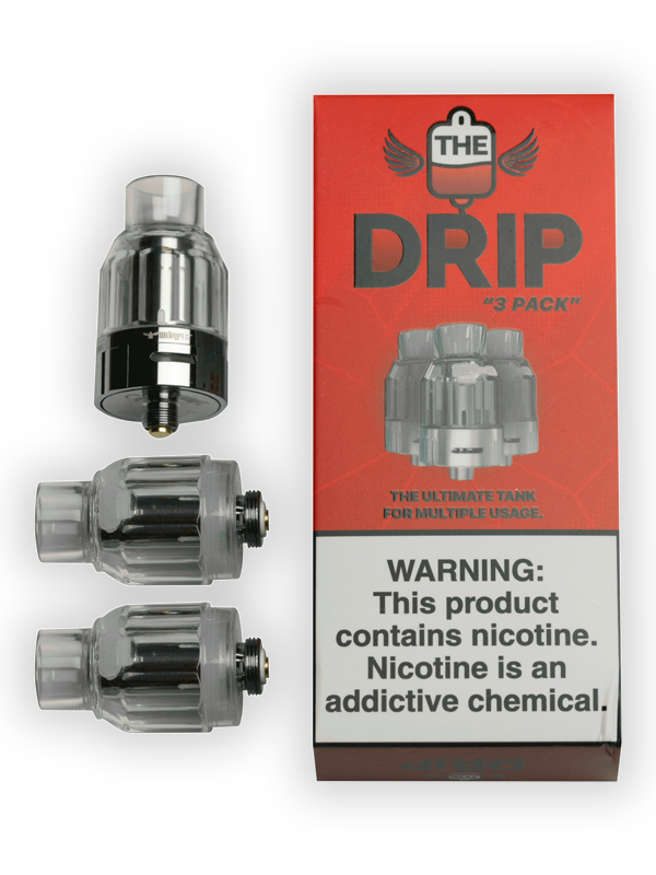 The Drip Tank - 3-Pack