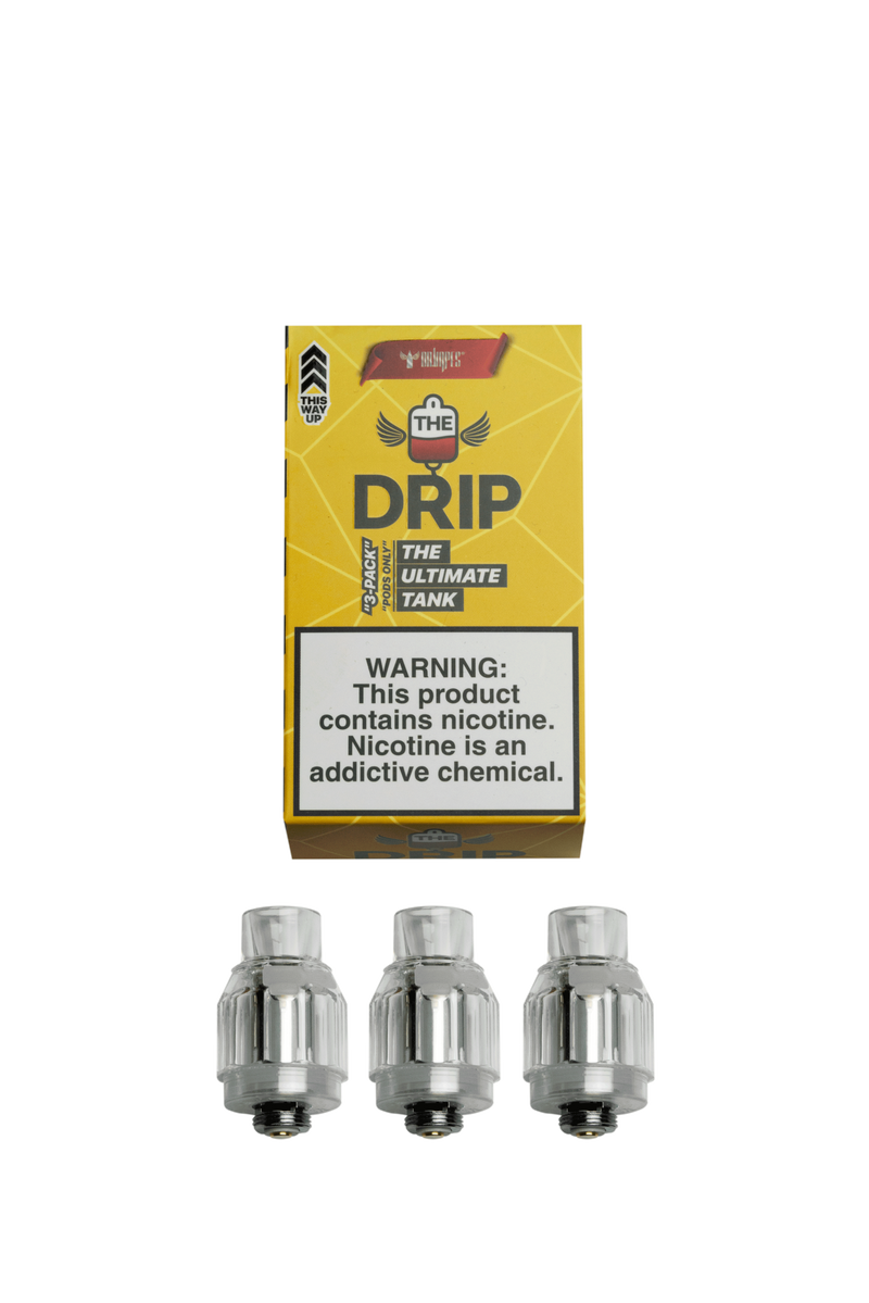 The Drip Tank - 3-Pack (Pods Only)