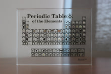 Load image into Gallery viewer, Heritage Periodic Table - 83 Element Embedments