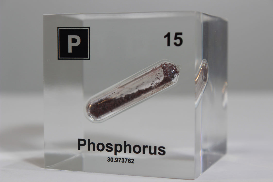 Phosphorus Element Cube