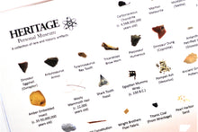 Load image into Gallery viewer, Heritage Personal Museum - 33 Historical Artifacts