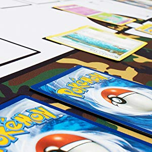 The Gaming Mat Company Pokemon Camouflage Mat Our Mats In Action