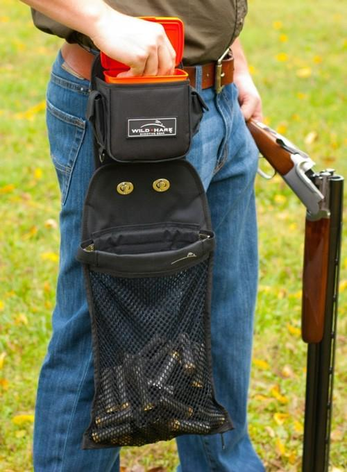 PEREGRINE OUTDOORS WILD HARE TRAP SHOOTER'S COMBO BLACK