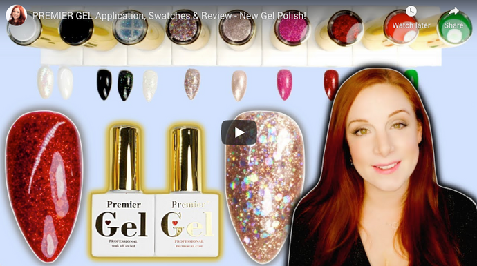 PREMIER GEL Application, Swatches & Review - New Gel Polish!