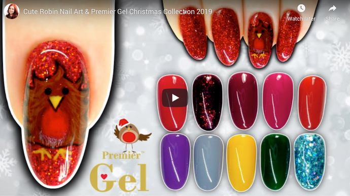 Premier Gel Christmas Collection 2019