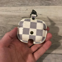 Load image into Gallery viewer, White Damier Airpod Pro Case