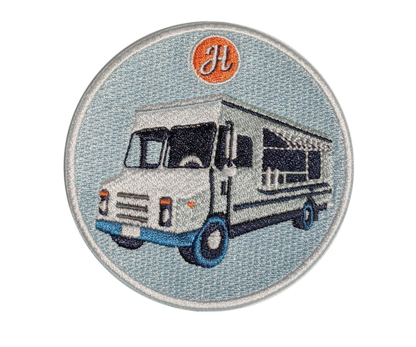 Embroidered Patch 4""