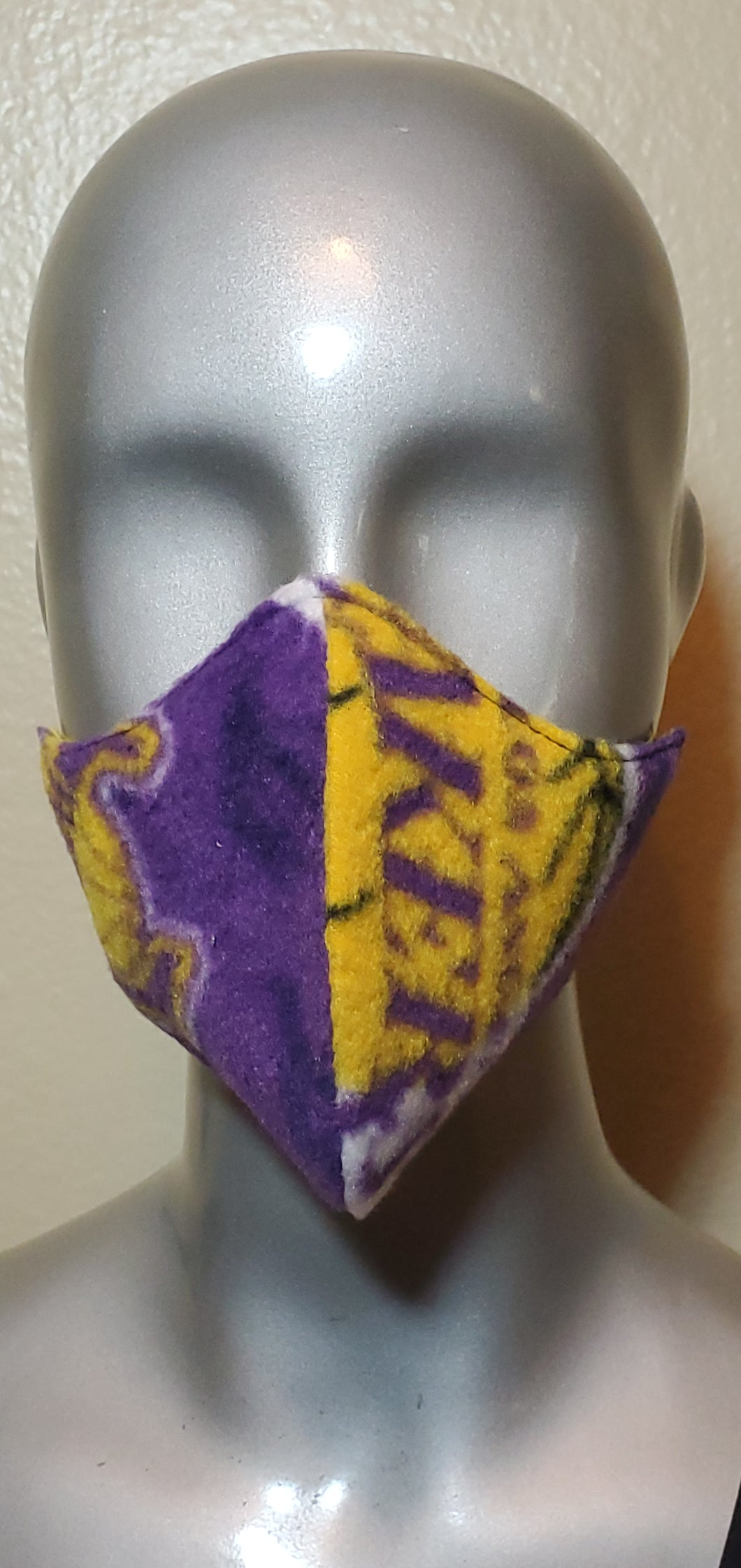 NBA - Lakers Reversible Fabric Mask