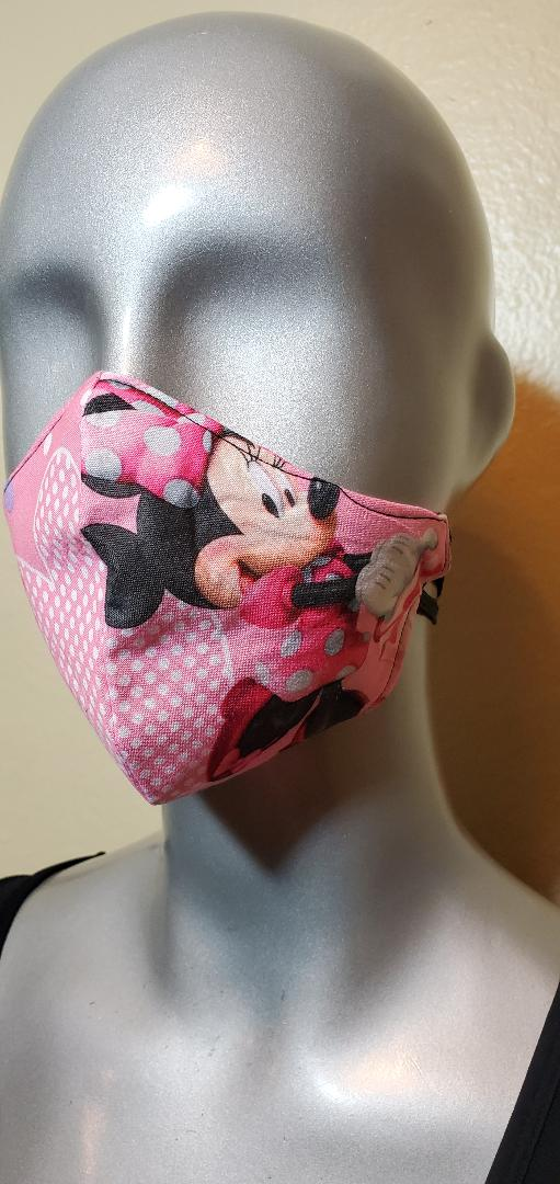 Minnie Mouse Masked * Reserved for Ern*