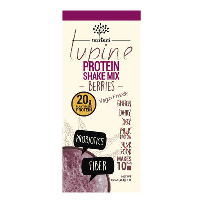 Protein Shake Mix Lupine Berries (16 oz)