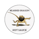 The Bearded Dragon Hot Sauce