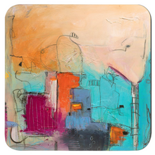 Load image into Gallery viewer, ABSTRACT SERIES COASTERS